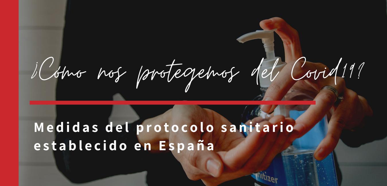 TAMBIÉN SEGUIMOS LOS PROTOCOLOS SANITARIOS PARA EL COVID 19
